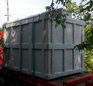 stockao cuve b ton 15000 litres pour l 39 eau de pluie. Black Bedroom Furniture Sets. Home Design Ideas