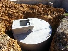 stockao cuve b ton 10000 litres pour l 39 eau de pluie. Black Bedroom Furniture Sets. Home Design Ideas
