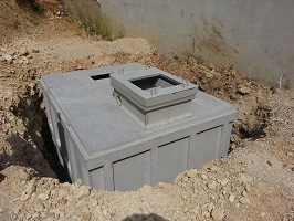 Prix cuve beton 3000 litres