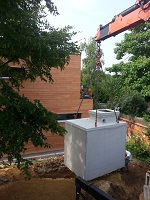 stockao cuve b ton 5800 litres pour l 39 eau de pluie. Black Bedroom Furniture Sets. Home Design Ideas