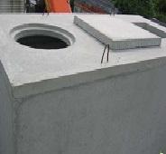 stockao cuve b ton 4000 litres de faible hauteur pour l 39 eau de pluie. Black Bedroom Furniture Sets. Home Design Ideas